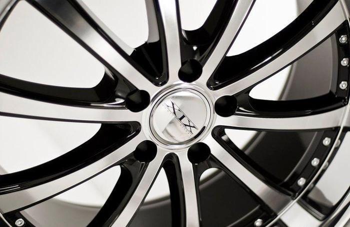 XIX Low Profile Wheels with Falken Tires