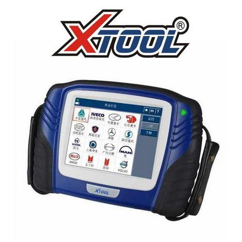 XTOOL PS2 Heavy Duty Universal Truck Professional