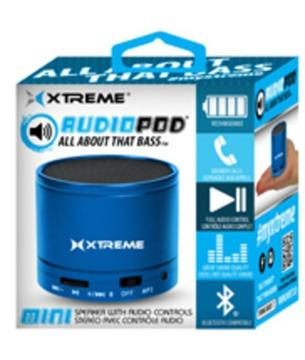 Xtreme AudioPod All About That Bass Wireless Portable