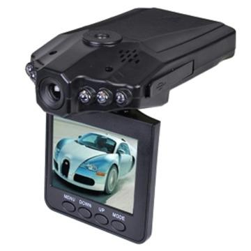 Xtreme XDC6-1002-BLK HD Dashboard Camera with Recording