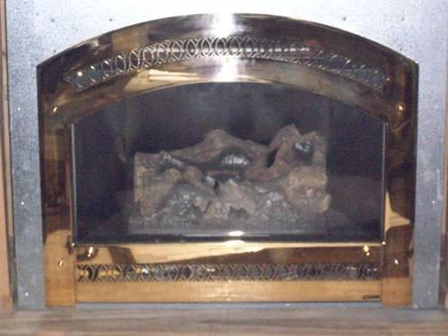 Xtrordinair 36 Dvxl Gas Propane Fireplace With 24kt Gold Faceplate