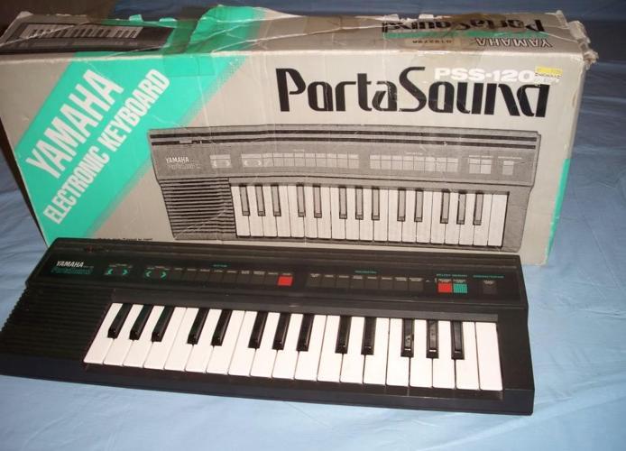 Yahama Porta Sound Electric Piano Keyboard - (Ashtabula ...