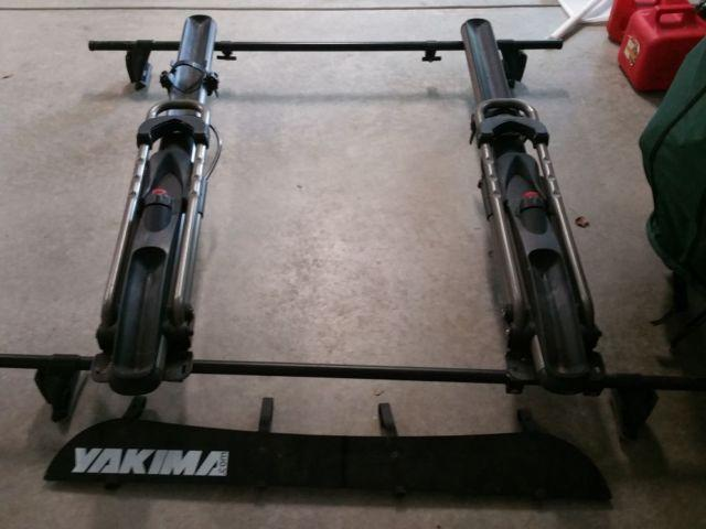yakima roof rack system for sale in redding california classified. Black Bedroom Furniture Sets. Home Design Ideas