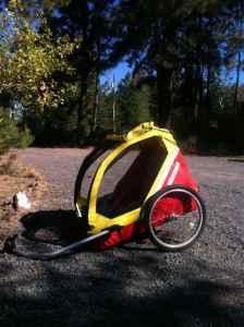 YAKIMA Bike Trailer - $200 (NW Bend)