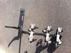 yakima hitch bike swing rack monterey for sale in monterey california classified. Black Bedroom Furniture Sets. Home Design Ideas