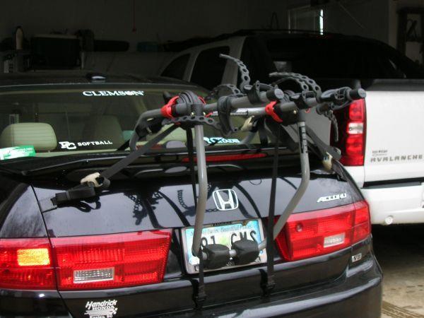 Yakima King Joe 2 Bike Carrier Rack Denver Tech Center