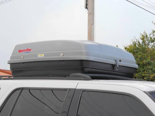yakima skybox pro 16s rooftop cargo box titanium for sale in west palm beach florida. Black Bedroom Furniture Sets. Home Design Ideas