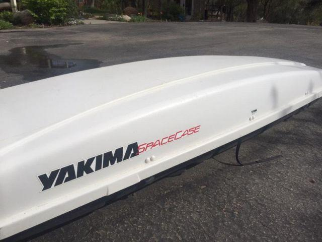 Yakima Spacecase Car Roof Rack