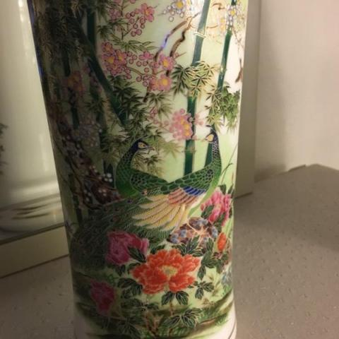 Yama Ji Antique Vase From Japan For Sale In Irwindale California