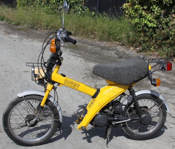 Yamaha 1981 Towny Moped Vintage Classic For Sale In