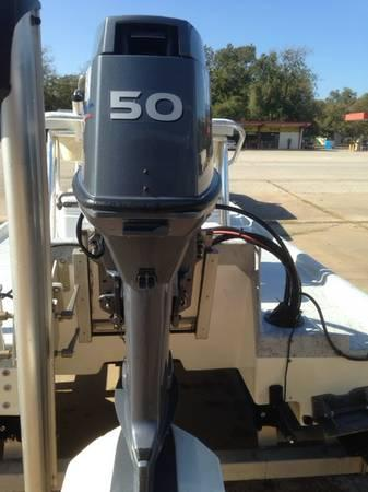 Yamaha 50hp outboard - $2600