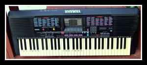 Yamaha 61-Key (Full-Size Key) MIDI Keyboard W/Stand -