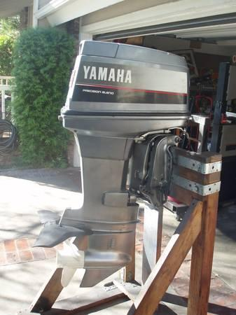 Yamaha 90 hp outboard for sale in castaic california for Yamaha outboard compression test results