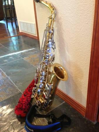 Yamaha Alto Saxophone - $600