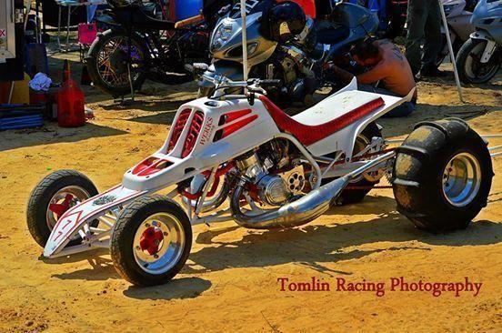 Yamaha banshee 421 cub turnkey drag bike for sale in for Yamaha drag bike