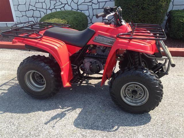 yamaha beartracker 250cc atv 50 used atv 39 s in stock for. Black Bedroom Furniture Sets. Home Design Ideas