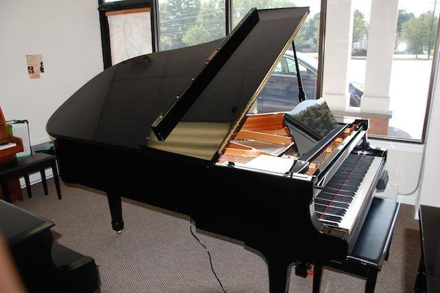 Yamaha C6 Conservatory Grand Piano with Disklavier