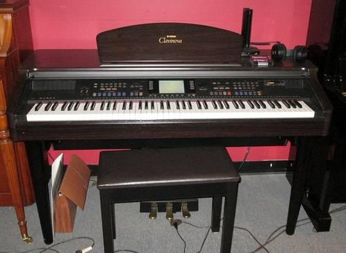 Yamaha clavinova for sale in crofton maryland classified for Yamaha clavinova price list