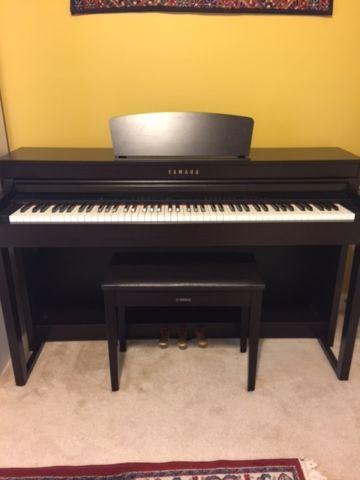 yamaha clavinova clp 430 digital piano for sale in mc lean. Black Bedroom Furniture Sets. Home Design Ideas