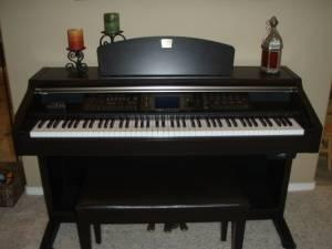 Yamaha clavinova piano cvp 203 palmer for sale in for Used yamaha clavinova cvp for sale