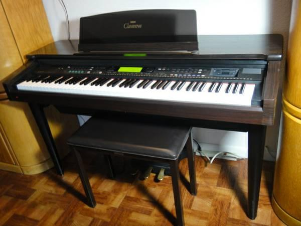 Yamaha digital piano clavinova cvp 79a for sale in for Used yamaha clavinova cvp for sale