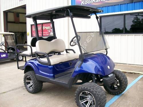 Yamaha drive custom golf cart awesome on sale for sale in for Yamaha golf cart dealers in florida