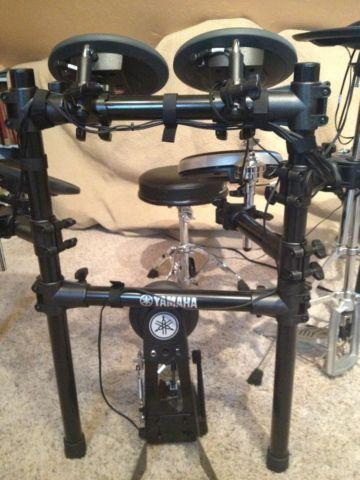 Yamaha electronic drum set for sale in virginia beach for Yamaha electronic drum kit for sale