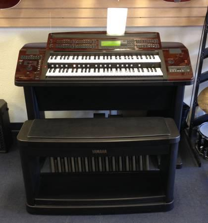 Yamaha ELX1 Electone in exceptional condition - $3000