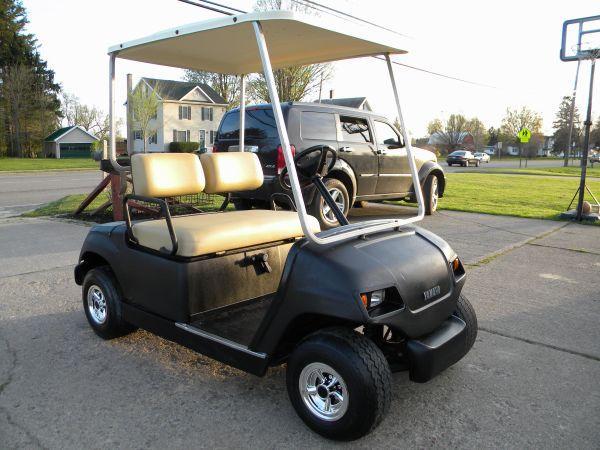 Gas Engine: Yamaha Golf Cart Gas Engine Specs on