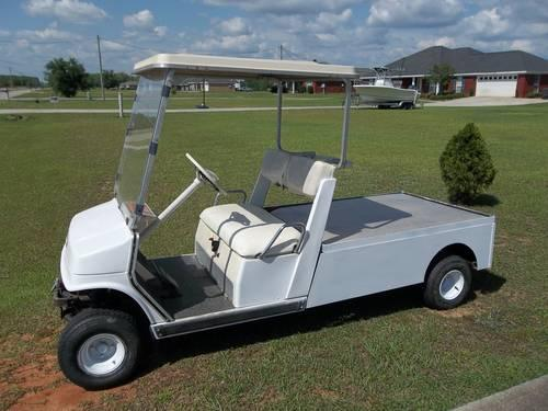 Yamaha G2 Golf Cart Ext Bed w/charger