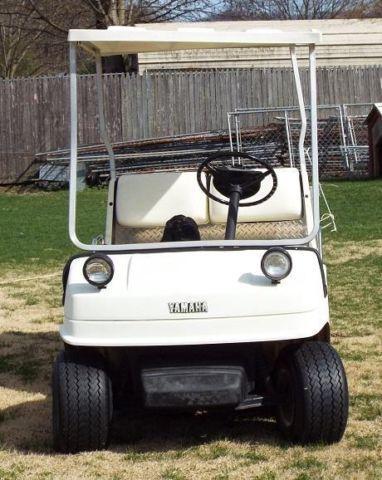 Yamaha Gas Golf Cart for Sale in East Lexington Virginia