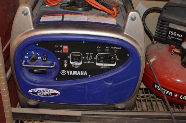 Yamaha Generator Ef2400isHC inverter