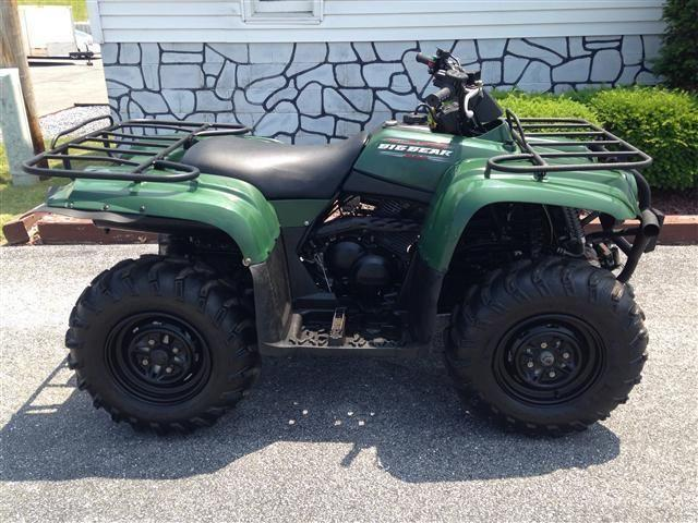 Grizzly 4x4 for sale cheap autos post for Yamaha atv for sale used