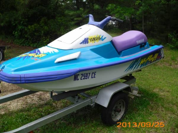 Yamaha jet ski for sale in archers lodge north carolina for Used yamaha jet ski sale