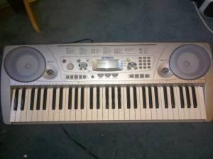 Yamaha Keyboard - $50 Albany