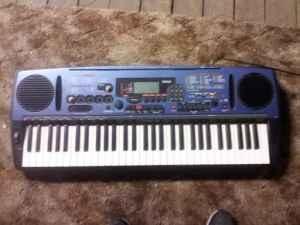 yamaha keyboard DJX - $100 eug