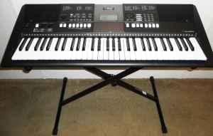 YAMAHA Keyboard for sale New Condition - $260 Columbia, SC