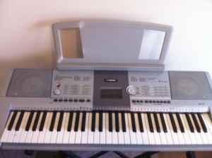 Yamaha keyboard psr 293 richmond for sale in lexington for Yamaha lexington ky