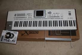 Yamaha MOTIF XS8 88-Key Synthesizer .............1,300 EUR