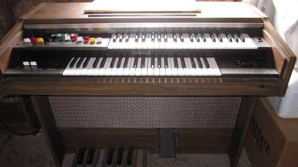 YAMAHA Organ - for Sale in Pine River, Minnesota Classified