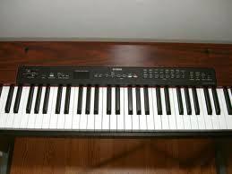 yamaha p120 keyboard piano for sale in venango nebraska classified. Black Bedroom Furniture Sets. Home Design Ideas