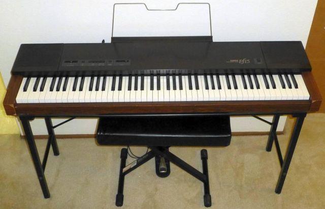 Yamaha Pf Piano Review