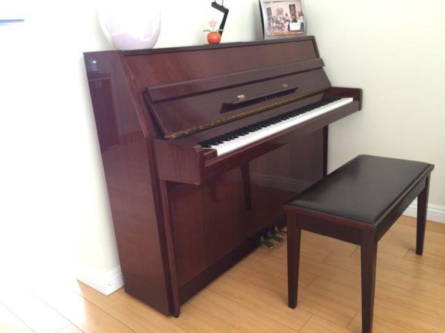 yamaha m405 piano review