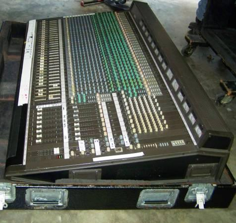 Yamaha pm3000 mixing board for sale in catawissa for Yamaha mixing boards