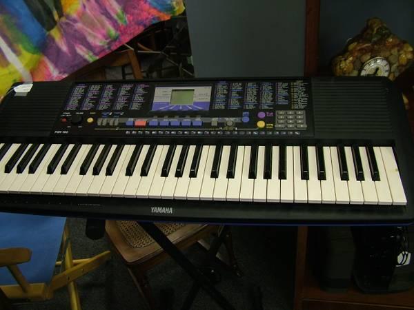 yamaha psr 190 keyboard for sale in birmingham alabama
