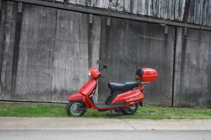 Yamaha Riva XC125 Scooter