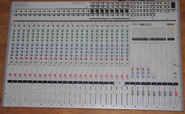 Yamaha rm 800 recording mixer new in box for sale in for Yamaha of knoxville