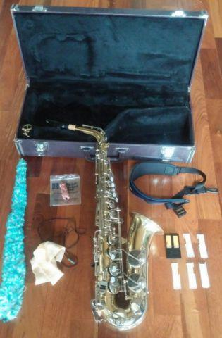 Yamaha Saxophone Ready To Play