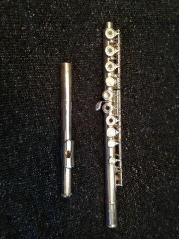 Yamaha Open Hole B Foot Flute