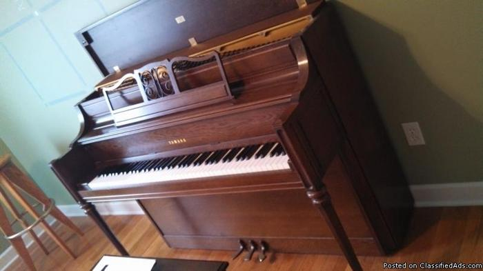 Piano yamaha spinet 42 u1 for sale in fenton missouri for Yamaha yfl225s flute sale